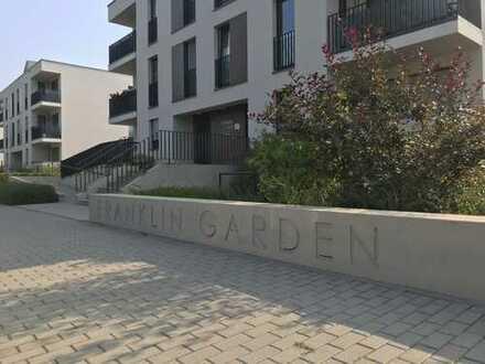 """Ihr neues Zuhause """"Wohnen im Franklin Garden"""""""