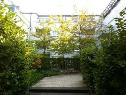 Helle und moderne 3-ZKB. Wohnung mit Südwestbalkon und Einbauküche in Heidelberg Weststadt