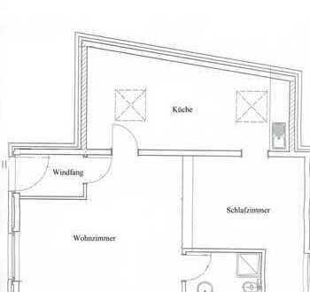 Objekt Nr. 00/615 Erdgeschosswohnung mit Stellplatz im Seemannsort Barßel