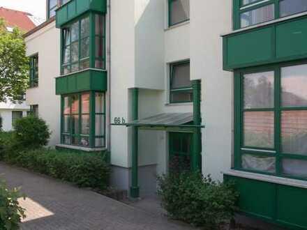 2 Zimmer-Wohnung Nähe TU mit Kochnische, Dusche, WC,