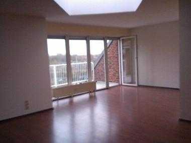 Suche MitbewohnER(!) ab März 2014 für 103qm DG-Wohnung (Süd-Loggia)