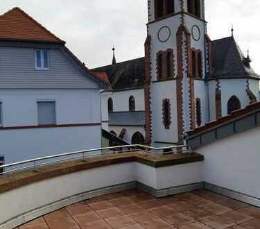Gepflegte 5-Raum-Wohnung mit Balkon in Obertshausen