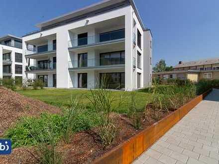 Ruhige OG-Wohnung mit schönem Seeblick bezugsfrei H4W4