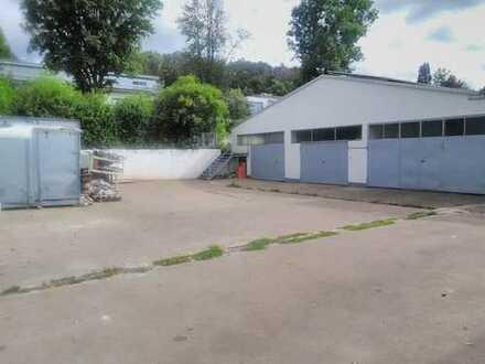 Garage/Lagerfläche ebenerdig, ca. 28 qm in Dietenhofen zu vermieten