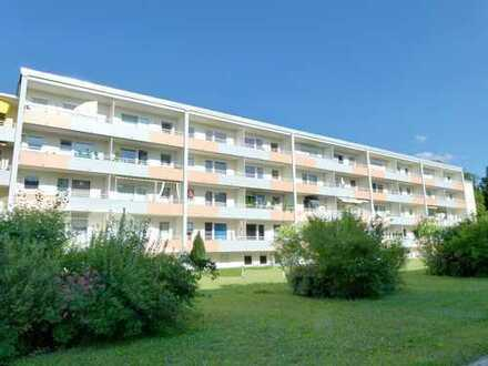 Vermietetes Apartment mit Blick ins Grüne in sehr beliebter Lage am Cosimapark