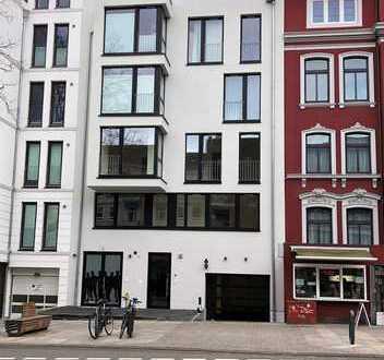 Osterstraße: Sonnige 4-Zimmer-Wohnung direkt vom Bauträger