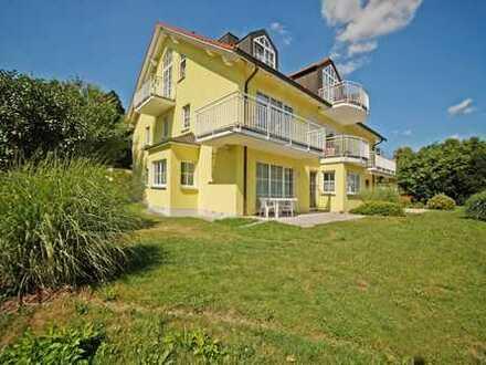 5-Zimmer-Gartenwohnung mit ca 445 m² Grund und separatem Hobbyraum in Aubing-Lochhausen