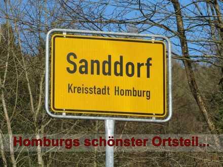 Wohnung (85 qm, 3ZKB, Balkon) Homburg-Sanddorf (von privat)