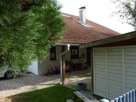 Doppelhaushälfte in sehr ruhiger Lage in Landsberg Ost