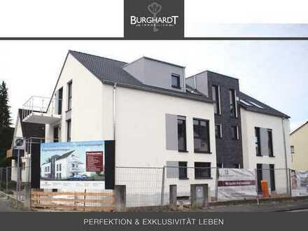 Dreieich - Sprendlingen: Provisionsfrei !! NEUBAU - Exklusive 3 Zimmer Wohnung nähe Buchschlag.