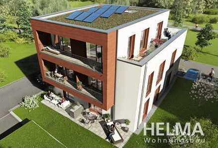 Genießen Sie hohen Wohnkomfort und wahres Wohnvergnügen im ecoQuartier