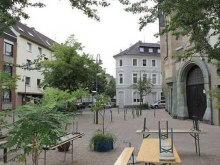 Helles Apartment in ruhiger Wohnstraße, zentrumsnah