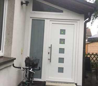 Renovierte 3-Zimmer-Wohnung mit Terrasse und Garten in Erlangen