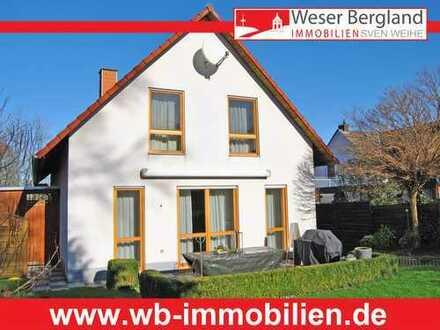Schickes Einfamilienhaus, in zentraler Wohnlage von Porta Westfalica - Barkhausen