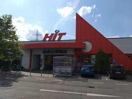 Ladenlokal ca. 400qm im HIT-Center in Sieglar zu vermieten