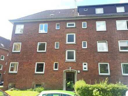 Frisch renovierte 2 Zimmer Wohnung
