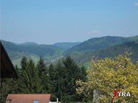 Ideen verwirklichen! Baugrundstück in ruhiger und sonniger Südwestlage in Bühlertal