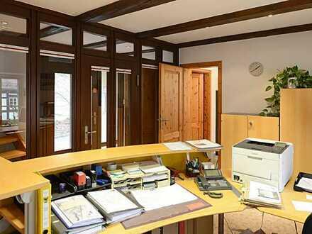 Teilklimatisierte Bürofläche im preisgekrönten Denkmal zu vermieten