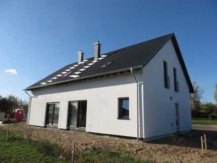 Große Wohnung im Zweifamilienhaus (Neubau, Passivhaus) in Stendal