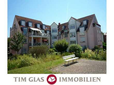 ++KAPITALANLAGE! Helle & gemütliche 3 ZKB 2 Balkone Wohnung im 2.OG in ruhiger Wohnlage LD-Stadt!++