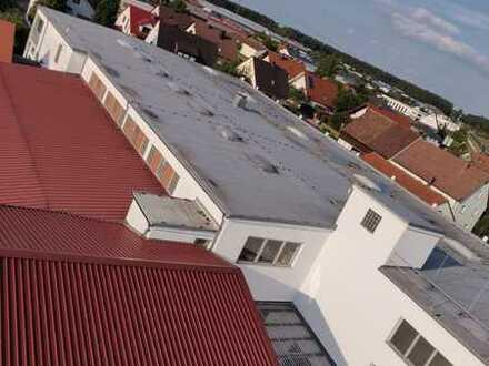 Lager- Büro- oder Produktionsflächen im Herzen Röttenbachs