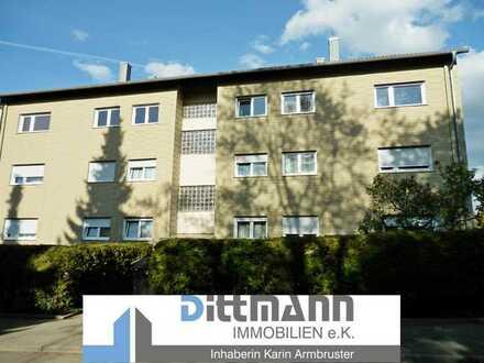 Wohnen in einer ruhigen Lage ! 2 - Zimmer - Wohnung mit Balkon in Onstmettingen