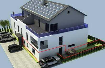 Whg.-Nr.8: Erdgeschoss - barrierefrei mit Garten und Stellplatz
