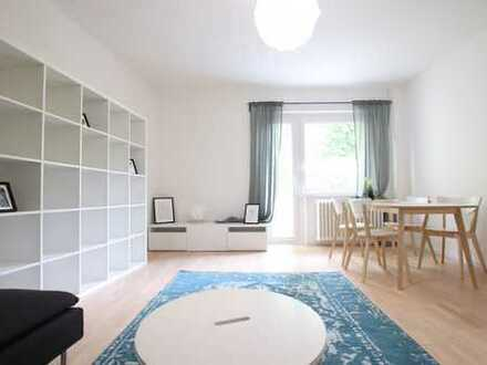 Stilvoll eingerichtete Wohnung nahe Savignyplatz