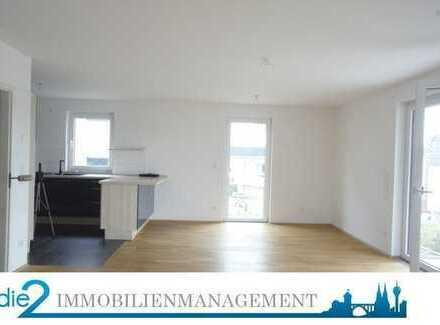 Hochwertige 3-Zimmer Neubauwohnung mit EBK, 2 Bädern, TG-STP und Terrasse zu vermieten!