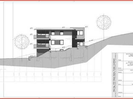 Ebenerdige Wohnung mit Terrasse/ Balkon
