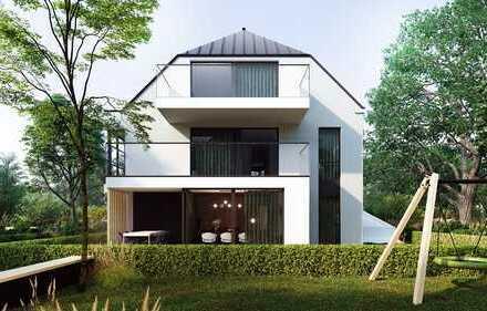 Eleganz auf Baumwipfelniveau - 3-Zimmer-Dachgeschosswohnung