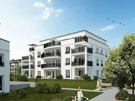 Wohnen auf den Werreterrassen - 4-Zimmer-Wohnung in der Stadtvilla