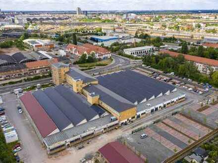 Alter Postbahnhof   Moderne Büroflächen   Erstbezug   Ausbau nach Kundenwunsch
