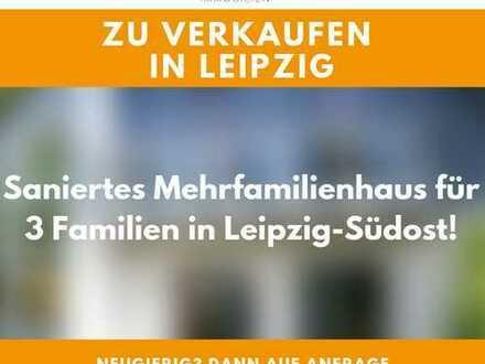3-FAMILIENHAUS KOMPLETT SANIERT UND ZUM SOFORTIGEN EINZUG IN EINE WOHNUNG!