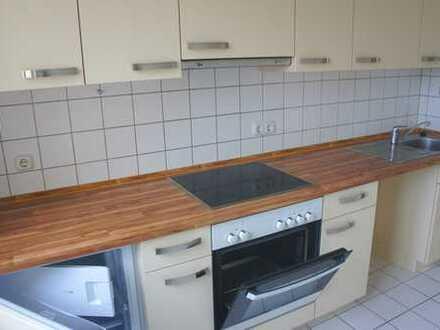 Helle 2-Zimmer-Wohnung mit Balkon u. EBK in Potsdam - Fahrland