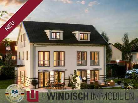 WINDISCH Immobilien - Geplantes Doppelhaus in sehr guter Wohnlage von Eichenau