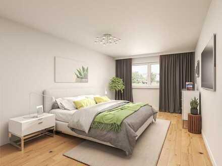 Wunderschöne 3-Zimmer-Dachgeschosswohnung mit herrlicher Aussicht
