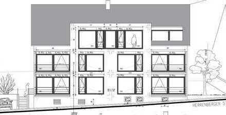 Erstbezug: 4 modern geschnittene 3,5-Zimmer-Wohnungen mit Balkon in Calw-Stammheim