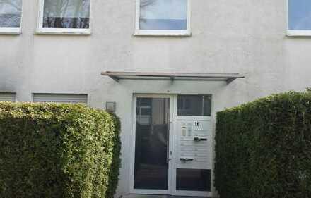 Gepflegte 2-Zimmer-Wohnung mit Balkon und Einbauküche in Frechen