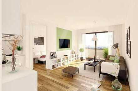 2 Zimmer-Neubauwohnung zu vermieten