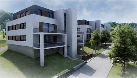 Wohnen im Kurpark mit Rheinblick: Neubau ETW Wohnpark Salissone in Boppard-Bad Salzig! WE 20 Haus B4