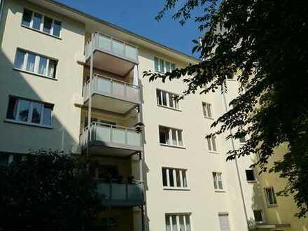 Schöne, ruhige fünf Zimmer Wohnung in Augsburg, Innenstadt