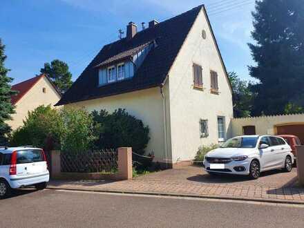+++Wohlfühloase in hervorragender Wohnlage: Einfamilienhaus mit Südterrasse, ebenem Gartengrundst...