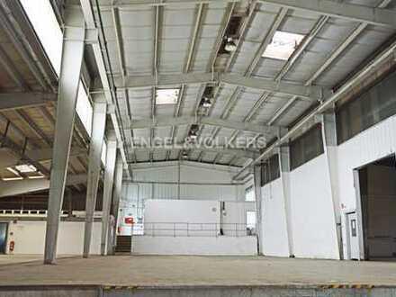 Ca. 2.078 m² Produktions- und Lagerfläche!