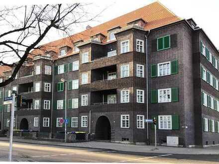 TOP 3-ZIMMER-WOHNUNG, SÜDBALKON, GÄSTE-WC, PARK-BLICK