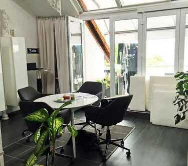 Stilvolle helle und moderne Galeriewohnung !