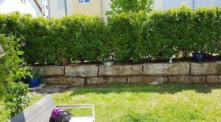 4,5-Zimmer-Maisonette-Wohnung mit Balkon und Garten