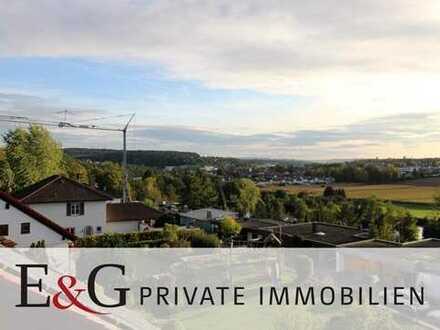 Moderne 4,5-Zimmer-Maisonette-Wohnung mit fantastischem Ausblick in Remseck-Hochberg