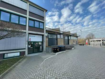 Attraktive Hallenflächen in Bochum-Wattenscheid | klimatisiert und beheizt | im Alleinauftrag