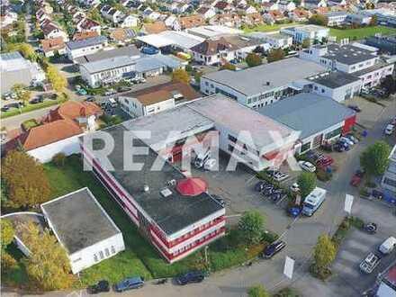 REMAX - Gewerbepark der vielen Möglichkeiten in Reutlingen!